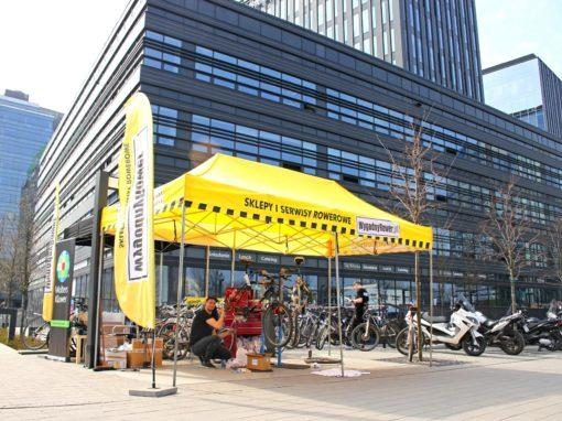 Mobile Bike Service for Employees of Wolters Kluwer