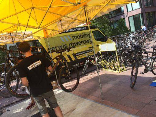 Mobile Bike Service for Lipowy Office Park