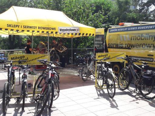 Mobilny Serwis Rowerowy dla Lipowy Office Park