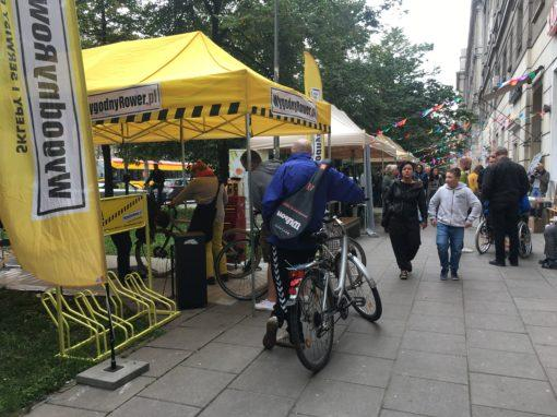 Mobile Bike Service at Andersa Days Fest