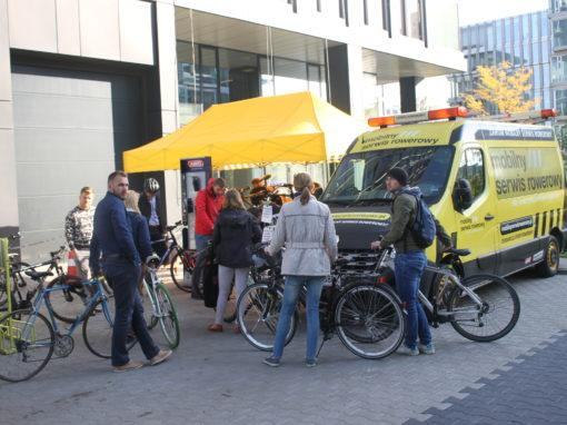 Mobile Bike Service for Tenants of Platinium
