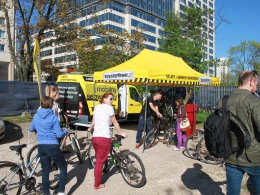 Mobile Bike Service for Tenants of Sanofi Employees