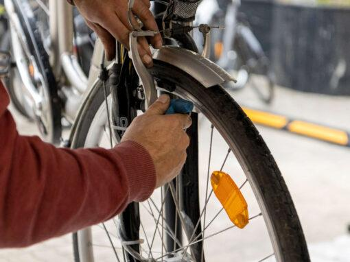 Mobile Bike Service for Tenants of Ministry of Infrastructure